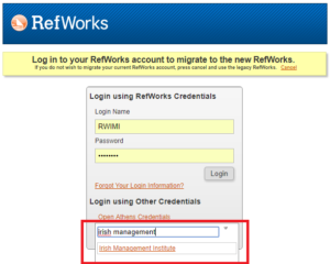 AuthoriseOldRefWorks